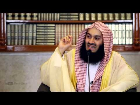 Halal dating mufti menk