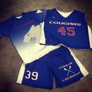 lacrosse uniforms in louisiana