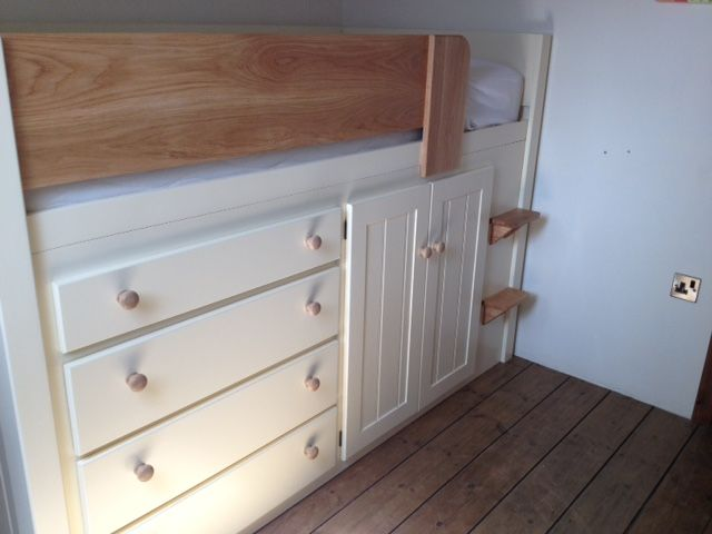 Small Box Room Cabin Bed For Grandma: 130 Best Childrens Cabin Beds Images On Pinterest