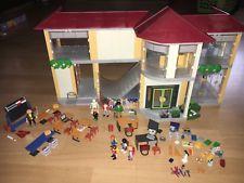 4324 Playmobil große Schule  +  4326 + 4327 + Bonus MEGA !!