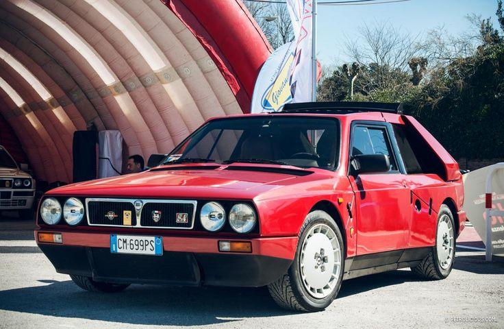 Lancia-Abarth Delta S4 Stradale