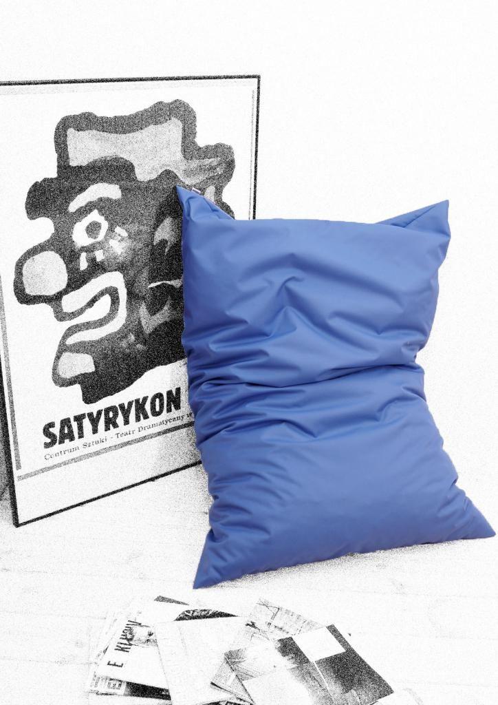 poduszka dekoracyjna SORBET SKY-BLUE