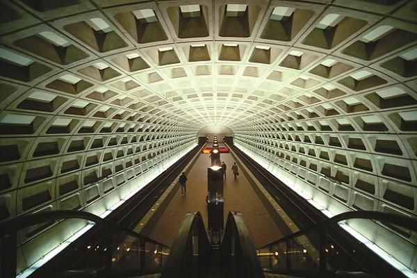 Harry Weese's visionary design for D.C.'s Metrorail stations isn't broken—so Metro authorities are trying to fix it. #architecture #design #transit (this pin brought to you by http://www.erikbishoff.com)