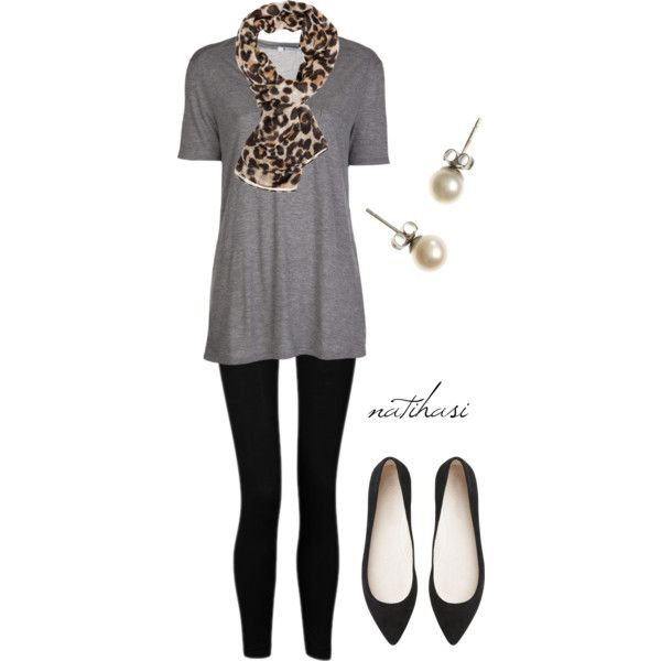 """""""Simple Outfit"""" by natihasi on Polyvore"""