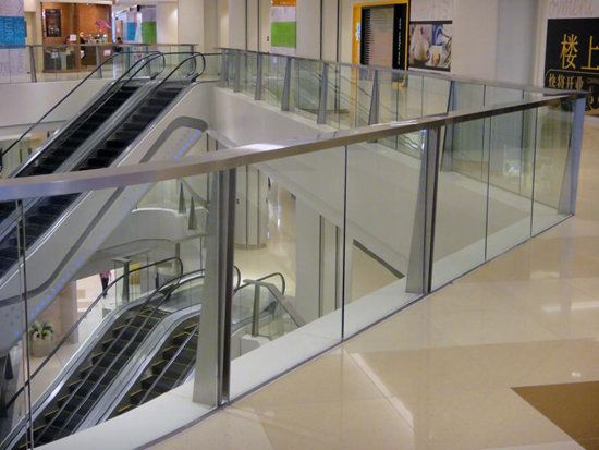 Glass Railing Glass Railing Engineering Showcases In