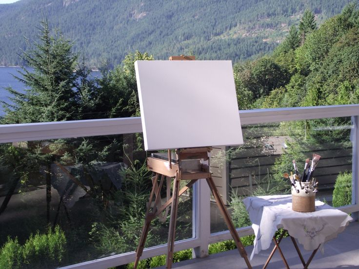 An Artist's Inspiration at Pacific Peace Retreat