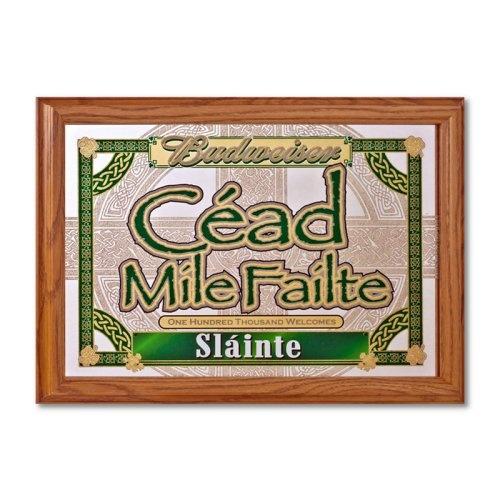 Find it at the Foundary - Irish Pub Mirror