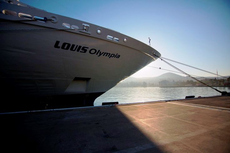 With Louis #Cruises, you don't just visit #Greece, you enjoy an authentic greek experience, both on board and at our incredible destinations! #travel #islands #louiscruises