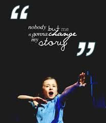 Image result for matilda the musical quotes                                                                                                                                                     More