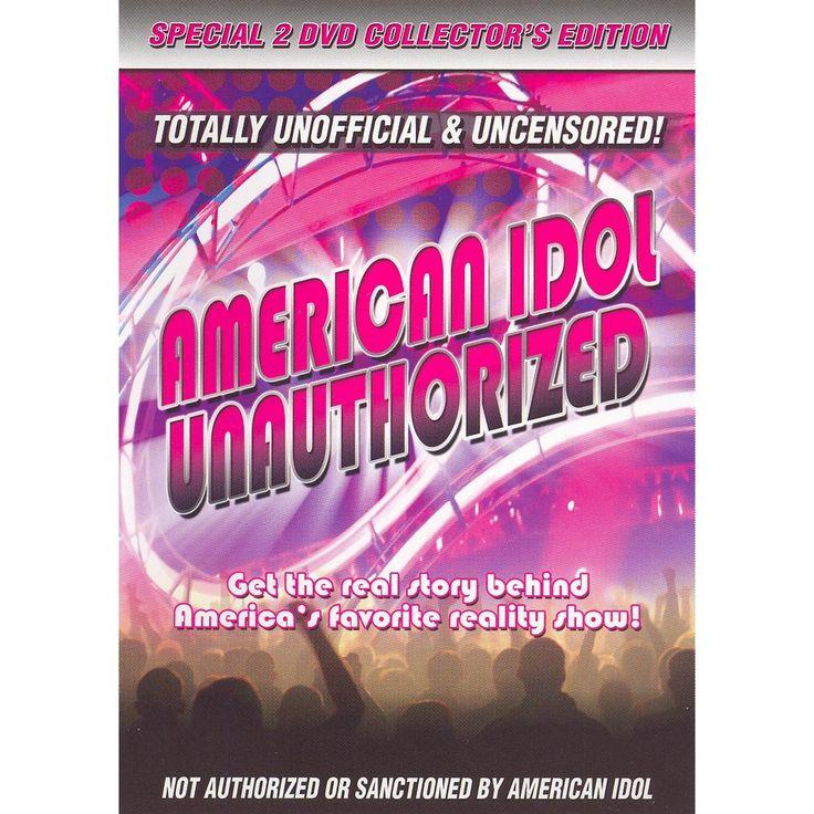 American Idol Unauthorized [2 Discs]