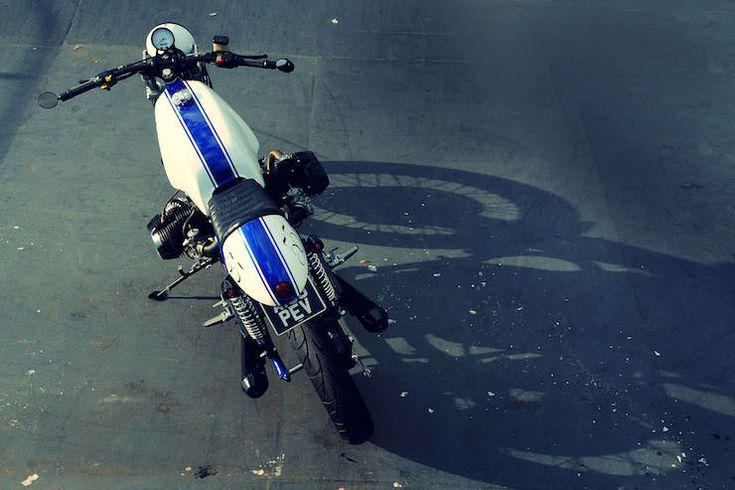 BMW Custom motorbike 4 BMW Custom by Kevil's Speed Shop