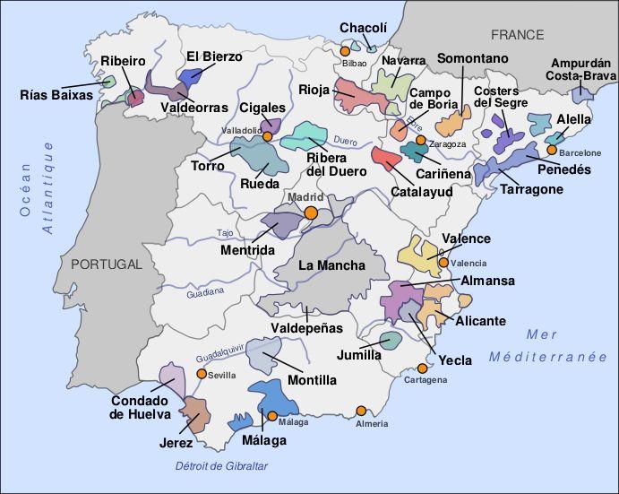 Appellation Espagne