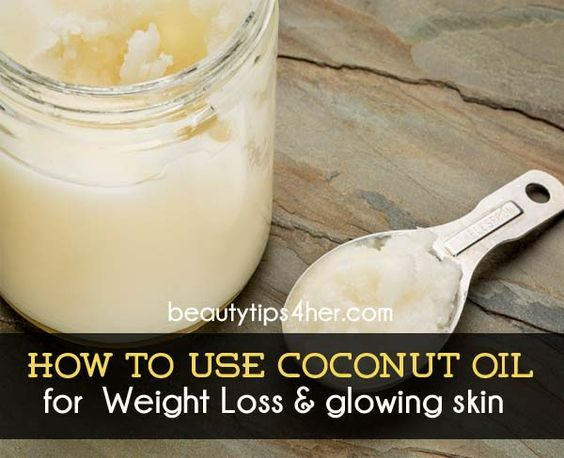 How to Use Coconut Oil for Weight Loss - Anyone that's trying to lose some weight knows that it can be difficult to sustain the results over the long run.