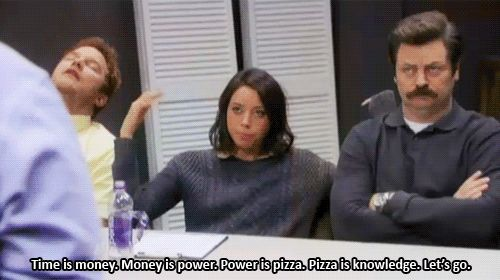 "The fountain of wisdom that is your mind is ever-flowing. | Community Post: 20 Signs You Might Actually Be April Ludgate From ""Parks And Rec"""