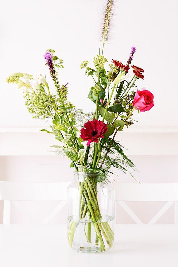 Altijd verse bloemen thuis met Bloomon!   The Life Factory