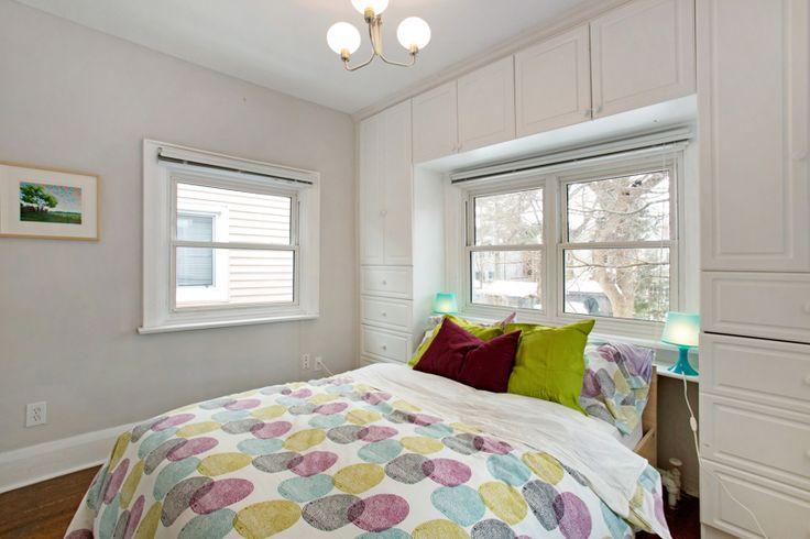 Tandem bedroom
