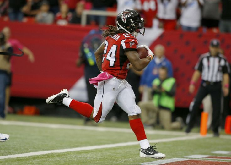 Fantasy football: Running backs of great interest in Redskins vs Falcons - A Week 5 meeting between the Atlanta Falcons and the Washington Redskins will, in both real life and fantasy football games, be hinged on how each team's respective run game fares.....