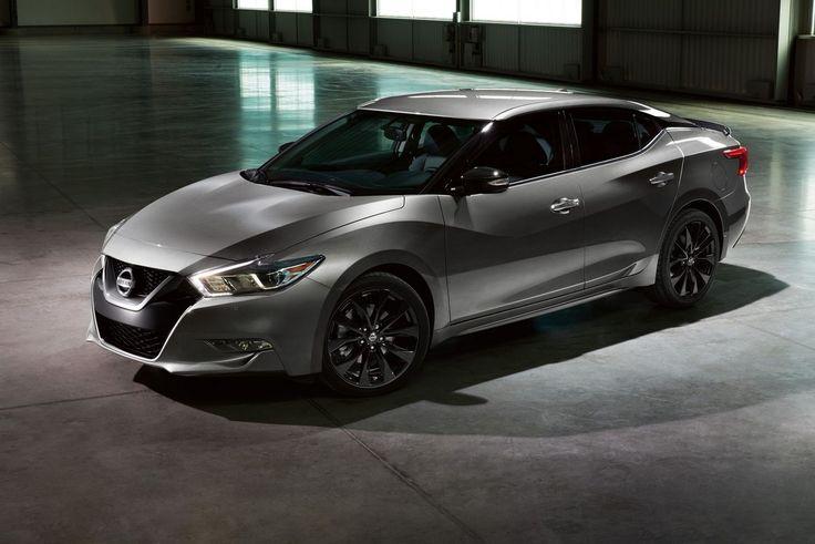 2017 Nissan Maxima SR Midnight Edition