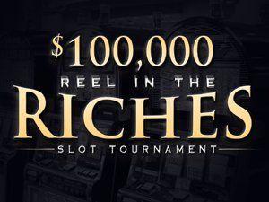 $100,000 Slot Tournament at Horseshoe Southern Indiana - and more ...