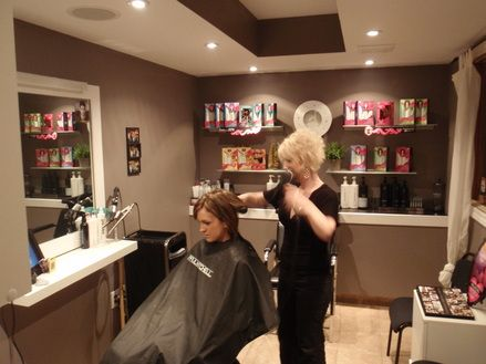 Home Based Salons Salon Tabu Is One Of Hamilton S Finest Hair