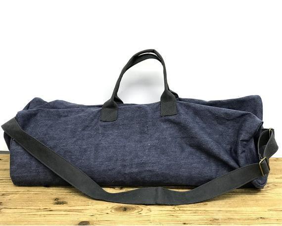 Yoga Bag Pilates Bag Gym Bag Large Yoga Overnight Bag Vegan Etsy Bags Yoga Bag Large Yoga Bag