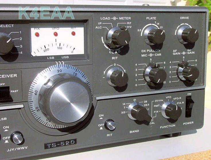 Kenwood Tune-up Procedure