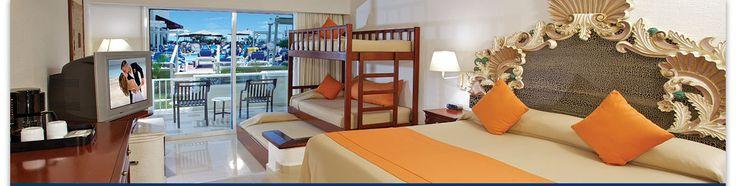 Hotel Gran Caribe Real zona de confort