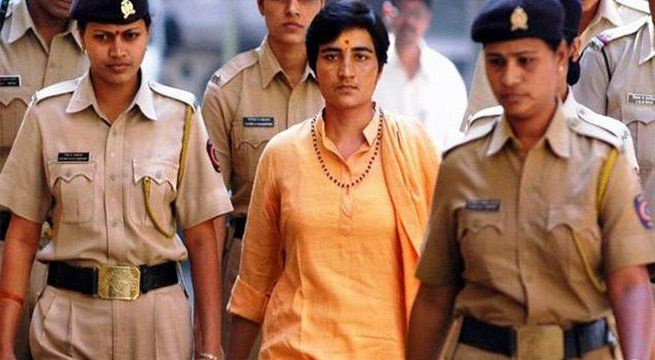 Jaipur: The National Investigation Agency on Monday cleared four people, including Sadhvi Pragya Singh Thakur and senior RSS leader Indresh Kumar, of charges in the 2007 Ajmer Dargah blast. A closure report was submitted in the special NIA court in Jaipur, as the counter-terrorism agency...
