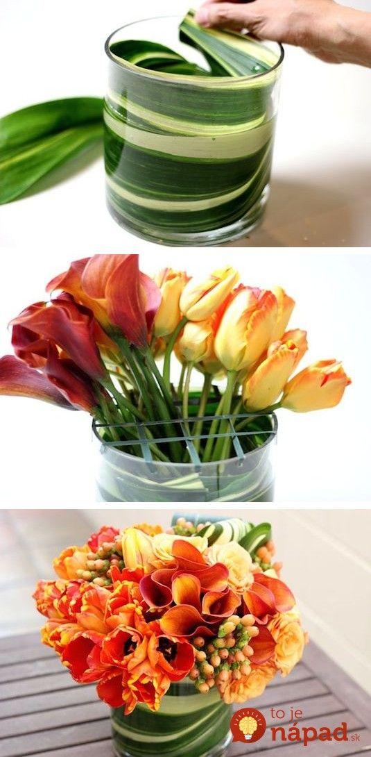 Ak chystáte oslavu, svadbu, alebo chcete jednoducho vytvoriť bohatú kyticu kveto ako od profesionála, tieto tipy sa vám určite budú hodiť.
