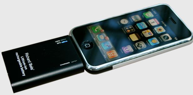 New electronic gadgets – iPhone Backup Battery Doubles Your Talk Time – New technology gadgets – Latest gadgets