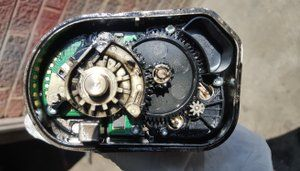 Throttle Body Actuator