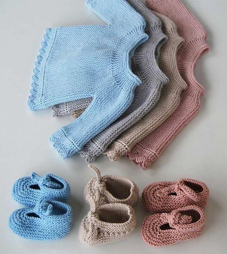 """""""Seguimos tejiendo ☺️ #handmade #knitting #tejido a mano"""""""