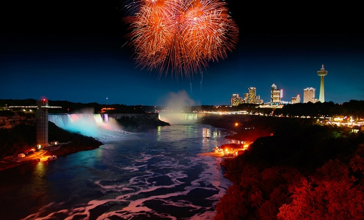 4th of july niagara falls ny 2013