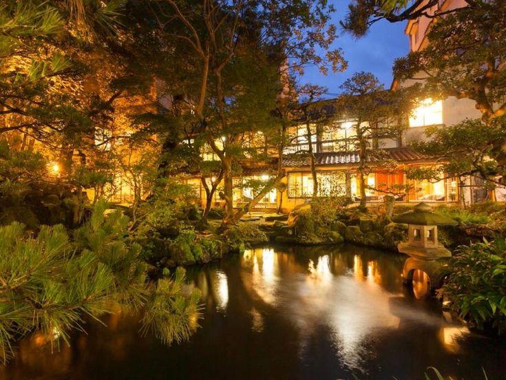 Hoshi Ryokan, beautiful hotel in Ishikawa