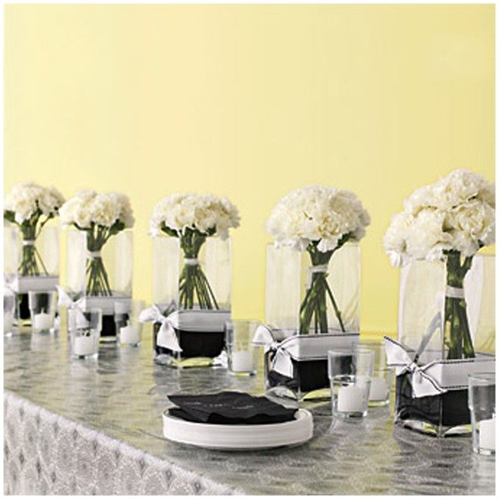 Wedding Table Decorations Weddingdecor Budgetwedding Http Brieonabudget