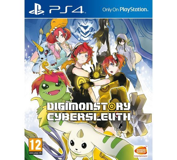 Buy Digimon Story Cyber Sleuth PS4 Game at Argos.co.uk, visit Argos.co.uk to shop online for PS4 games, PS4, Video games and consoles, Technology