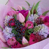 Flowers delivered UK