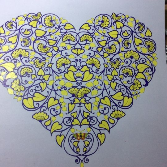 38 Best Johanna Basford Heart Oo Images On Pinterest
