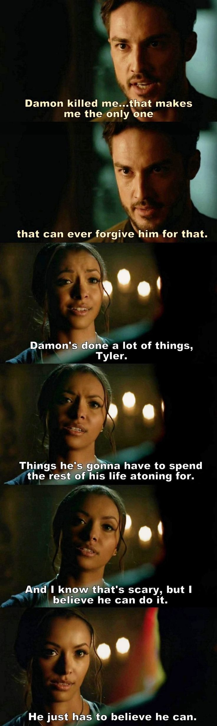 The Vampire Diaries TVD S08E10 - Bonnie and Tyler