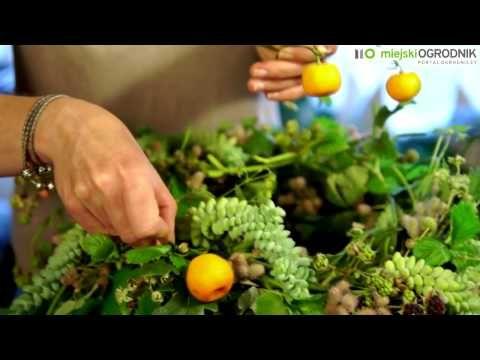 Sekunda dla Kwiatów - wianek letni - S02 E12 - YouTube