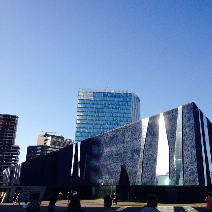 Museo blau, 22@ , barcelona.