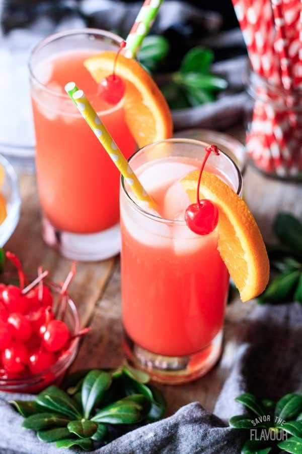 Shirley Temple Drink Recipe Savor The Flavour Recipe In 2020 Shirley Temple Drink Shirley Temple Drink Alcoholic Kid Friendly Drinks