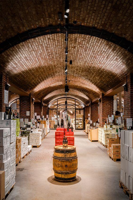 Kölner Weinkeller, Cologne (Germany) #wine #retail #lighting #beleuchtung #licht