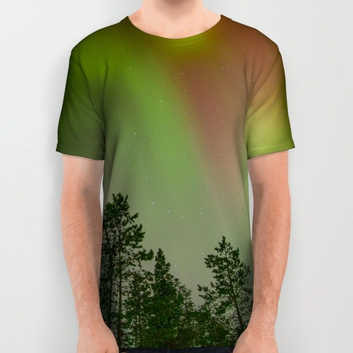 Aurora VI All Over Print Shirt by Gallery One | Society6