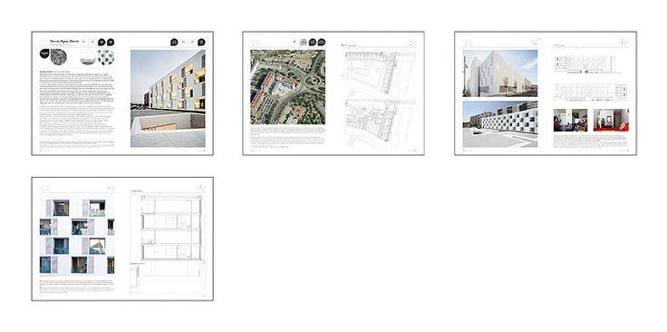 Serrat, Egea, García. Barcelona. Spain  #housing #vivienda DENSITY SERIES Published in Density is Home https://aplust.net/tienda/libros/Serie%20Densidad/DENSITY%20%20IS%20HOME/