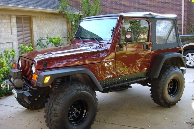 Jeep Wrangler 1988 Factory Paint Jeep Wrangler Custom Paint Http Www Jeepforum Com Forum F59