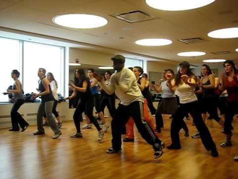 Good Hip Hop Zumba.  convinced we need more divos in the universe.  Life would be a better place.