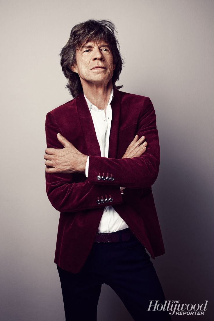 Mick Jagger Goes Hollywood