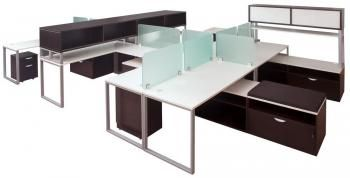 Lair Series Modular Desk Office Workstations