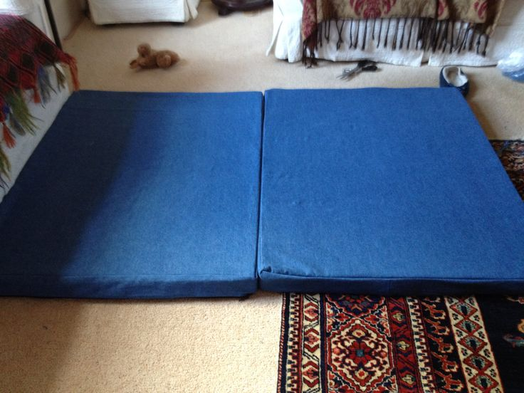 cushions for the pallet seats